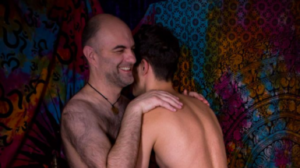 Undressing Ritual | Gay Male Massage in West London