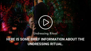 The Undressing Ritual Video Thumbnail | Sensual Gay Massage