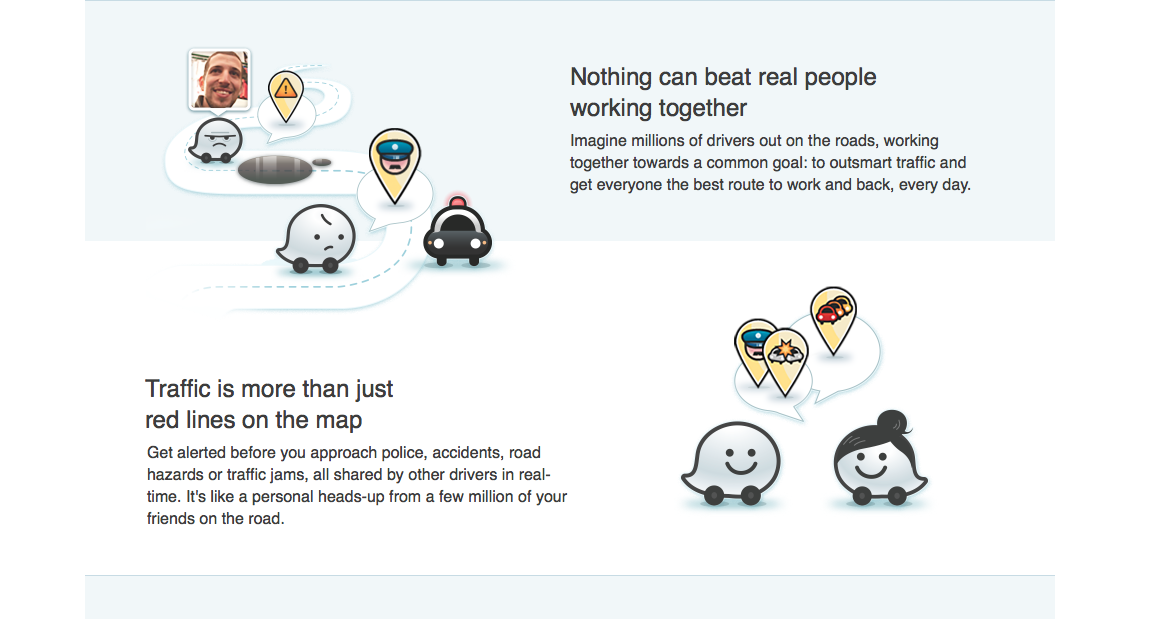 Waze screenshot 3
