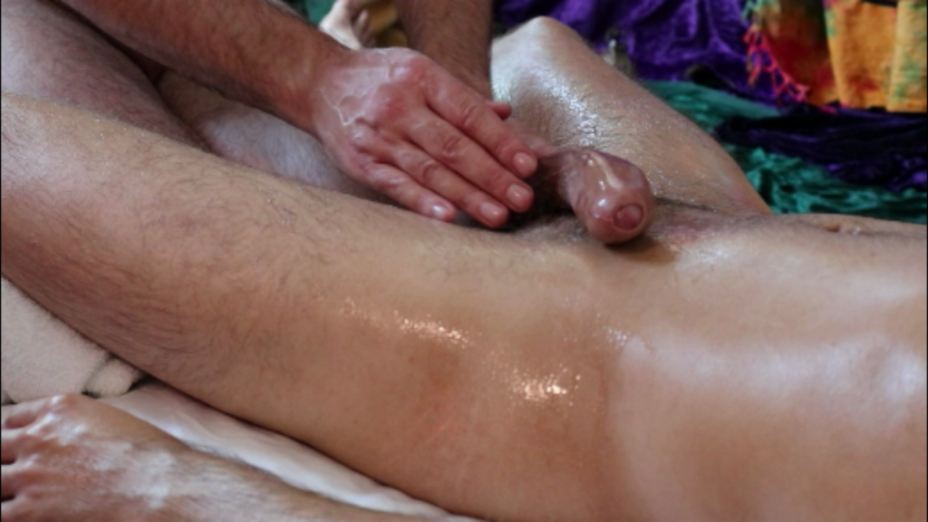 Lingammassage Video